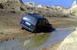Bardenas infos tourisme for 4x4 dans la boue
